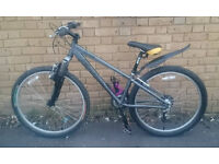 SARACEN X RAY Front Suspension Gents Mountain Bike Down Hill / Dirt Bike in VGC