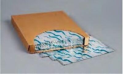 Brown Paper Goods Teal Check Food Foil Wrap 5c13-2ct 500ct Pack