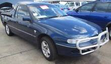 2000 Holden Commodore Olympic Ute - Damaged/Cannot be registered Beenleigh Logan Area Preview