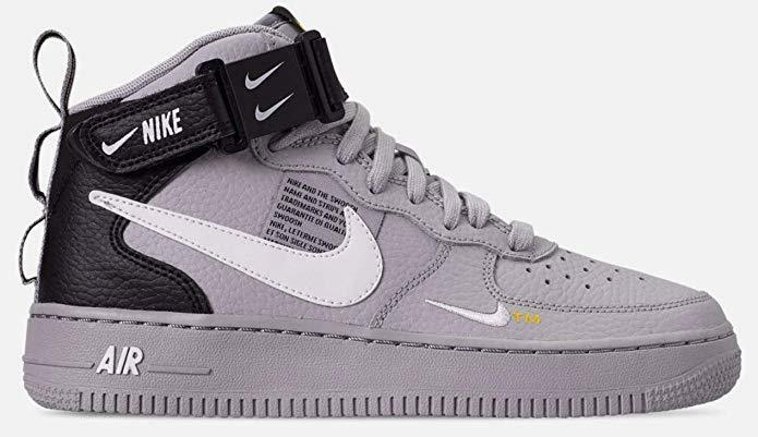 boys air force 1 mid \u003e Up to 78% OFF