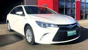 2017 Toyota Camry Altise Hybrid with **New Car Warranty** Tullamarine Hume Area Preview