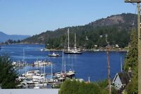 Oceanview B&B in beautiful Pender Harbour on the Sunshine Coast