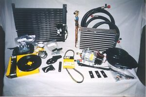 580M CASE COMPLETE A/C KIT London Ontario image 1