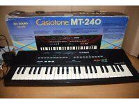 Casio MT-240 Keyboard Piano