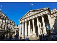●(Bank Station-EC3V) Modern & Flexible - Serviced Office Space London!