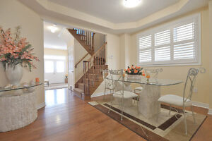 Fully upgraded all hardwood single family in Milton for lease