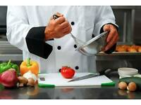EXPERIENCED CHEF REQUIRED IN DUNFERMLINE