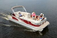 2015 Princecraft Quorum 23 Pontoon Boat