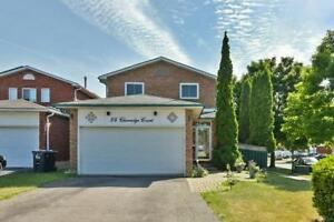Lovely Home Situated On A Large Corner Lot In Quiet Cul De Sac.