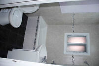 NDG large NEW Renovated 3½ Sep1 close to super hospital!