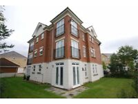 two bedroom two bathroom flat in camberley!! NOW