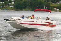 2016 Princecraft Ventura 224 Deck Boat