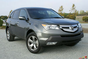 2007 Acura MDX SUV  - Safety + Etest -  negotiable !!!
