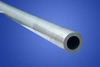1pc Aluminium Round Tube - 11mm Od 8mm Id X 500mm Long