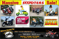 ***WHOLESALE DIRECT SCOOTERS AT SINCLAIR'S MOTORSPORTS*****