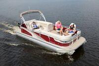 2016 Princecraft Quorum 23 Pontoon Boat