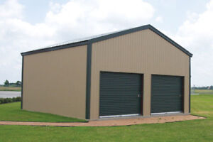 STRAIGHT WALL STEEL BUILDINGS FOR YOUR NEEDS