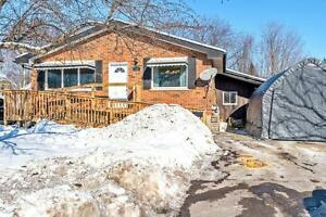 Completely Renovated Detached 3 Bed, 3 Bath Bungalow