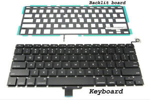 Macbook Pro 13 keyboard replacement 2009-2012 Model - A1278