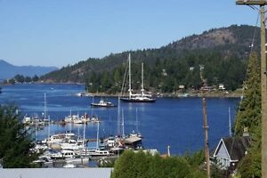 * Romantic Getaway in beautiful Pender Harbour