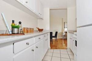 Bright Spacious 2 Bedroom Suite Available Now - West End
