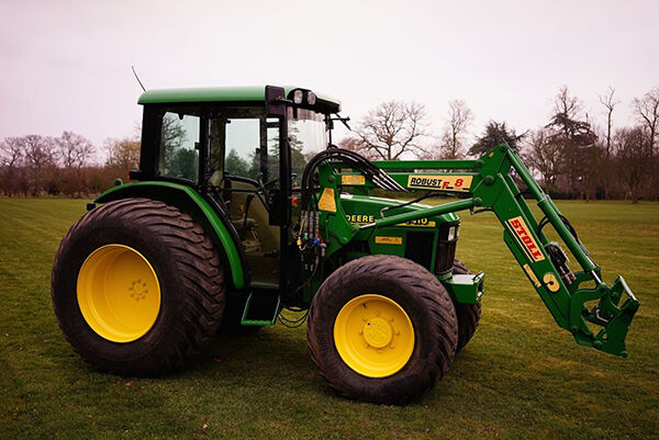 Is It Safe to Use Antique Tractors for Large-Scale Farming Operations?