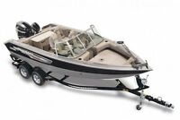 2016 Princecraft Platinum SE 206 Fishing Boat