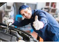 Mechanic / Vehicle Technician and MOT tester