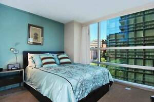 Weekly Rate Fully Furnished Executive Suite Core DT Vancouver