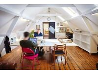 Collaborative Loft Space for Work