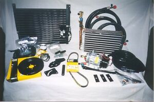 1085 MASSEY TRACTOR COMPLETE A/C KIT London Ontario image 1