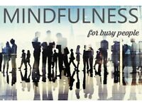Mindfulness for Busy People - a Public Talk
