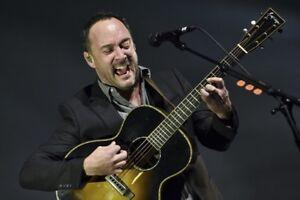 Dave Matthews tickets tonight-Lawns and 200 levels $40 per and u