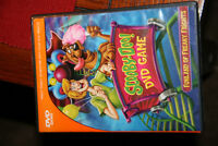 Scooby Doo DVD Game- Funland of Freaky Frights