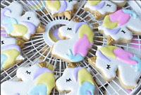 DELICIOUS SUGAR COOKIES! COOKIE FAVOURS!