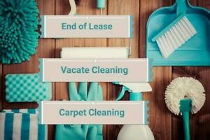 REGULAR / ONE-OFF CLEANING / END OF LEASE