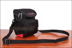 Camera case for Canon Powershot G15 G12 G1 SX30 20 160 SX130 SX120 SX500 IS G1X