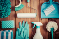Exceptional home cleaning