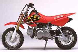 50cc 70cc Dirt bike wanted