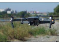 DJI Mavic Pro 4K Drone, Excellent Condition
