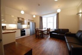 Well presented 6 bedroom student maisonette in Central Brighton, close to Station and North Laine.