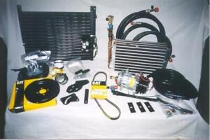 L120C VOLVO COMPLETE A/C KIT