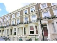 Maida Vale. 3 double bedroom, 2 bathroom apartment in period conversion. Close to transport links.