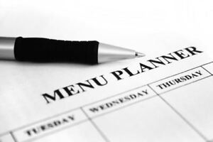 Menu Planning & Grocery Shopping Made Easy