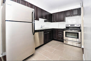 Upgraded, pet friendly 1 & 2 bdrm apts for rent now!