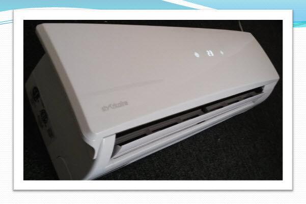 Super Efficient 9,000 BTU Ductless Mini Split Air Conditione
