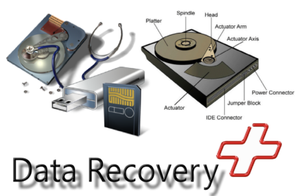External and Internal Hard Drive and Usb Flash Data Recovery