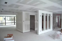 TAPING AND DRYWALL  .... COMMERCIAL SERVICE. FREE CONSULTING