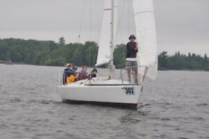 J-24 Sailboat for sale