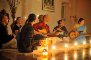 Sublime kirtan yoga musical evening